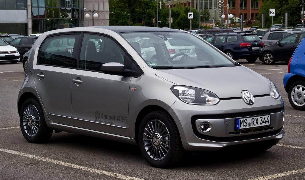 carros que saíram de linha 2017 - Volkswagen UP