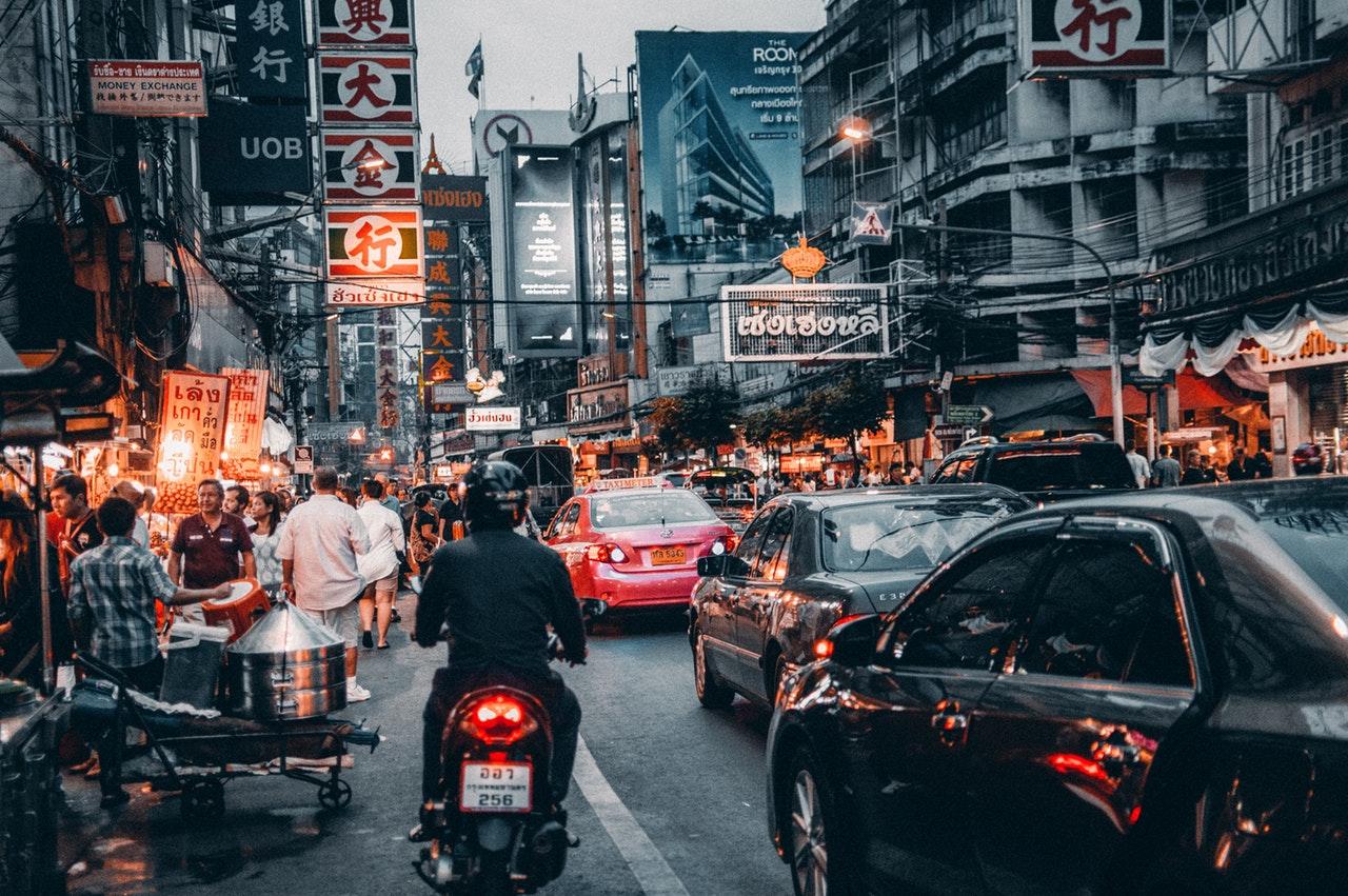 melhor época na Tailândia - Bangkok