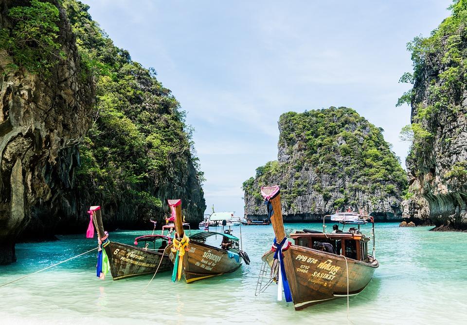melhor época na Tailândia