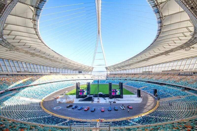 turismo na África do Sul - Moses Mabhida